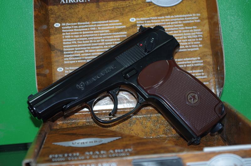 Makarov  .177  Air Pistols