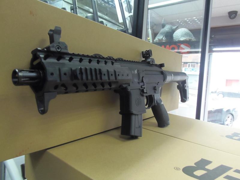 Sig Sauer MPX .177  Air Rifles