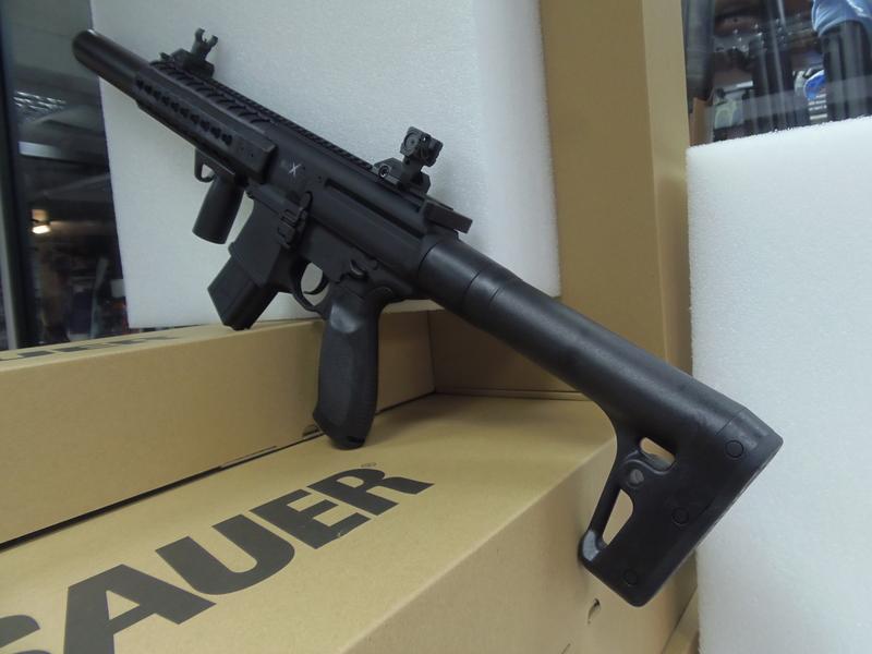 Sig Sauer MCX .177  Air Rifles