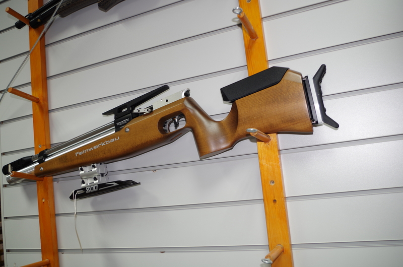 FWB - Feinwerkbau LG800 .177  Air Rifles