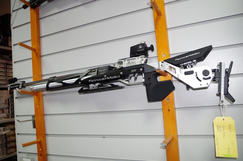 FWB - Feinwerkbau 800 .177  Air Rifles