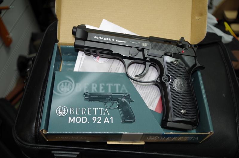 Beretta 92 A1 .177