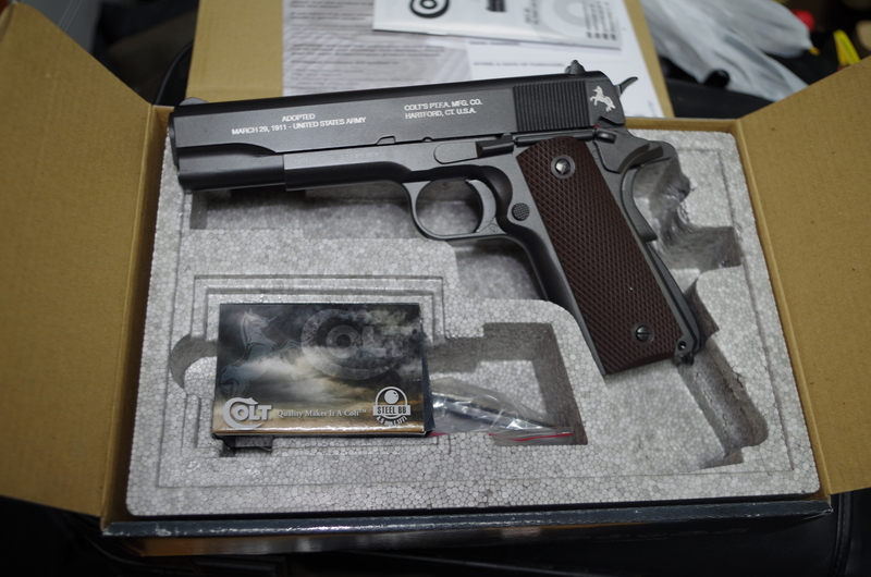 Colt 1911 .177