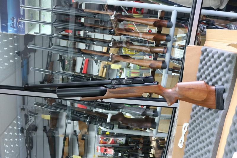 Hatsan Arms NOVA COMPACT .22  Air Rifles