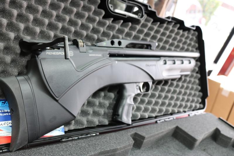 Daystate RENEGADE .22  Air Rifles