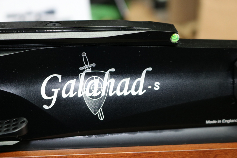 Air Arms GALAHAD .22  Air Rifles