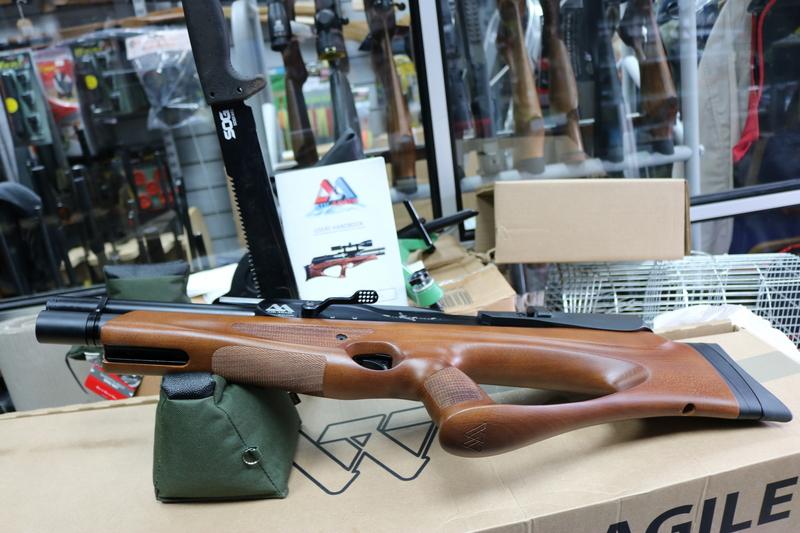 Air Arms GALAHAD .22  Air Rifles