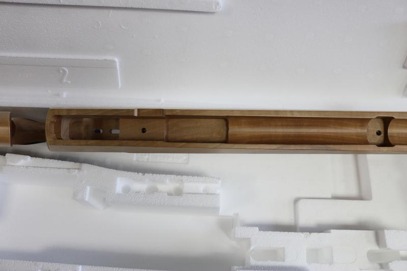 Anschutz Benchrest Start Walnut .177  Air Rifles