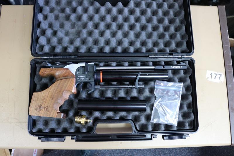 Rohm TwinMaster .177  Air Pistols