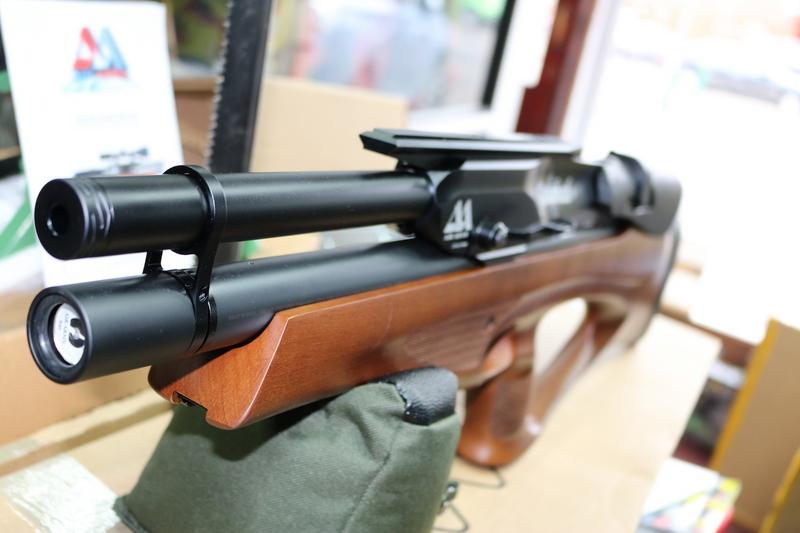 Air Arms GALAHAD .177  Air Rifles