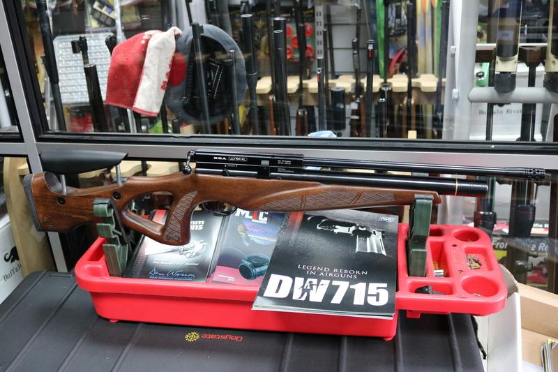 BSA Ultra XL   Air Rifles