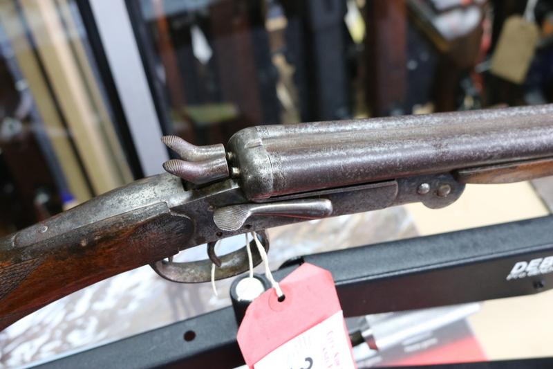 Elbar Hammer action 410 Bore/gauge  Side By Side