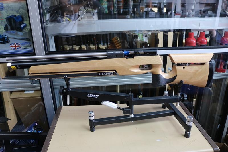 Anschutz 9015 HP .177  Air Rifles
