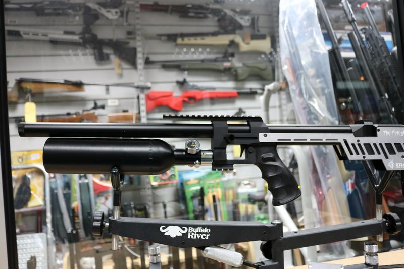 RTI ARMS PRIEST .25 .25  Air Rifles