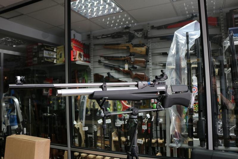 Anschutz 9015 .177  Air Rifles