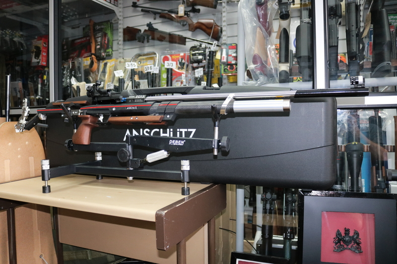 Anschutz 9015 ONE .177  Air Rifles