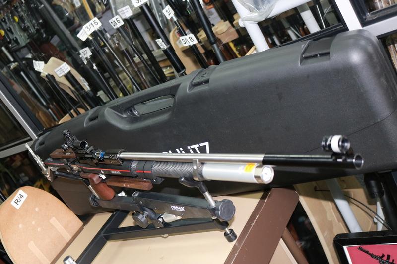 Anschutz 9015 ONE .177  Air Rifles