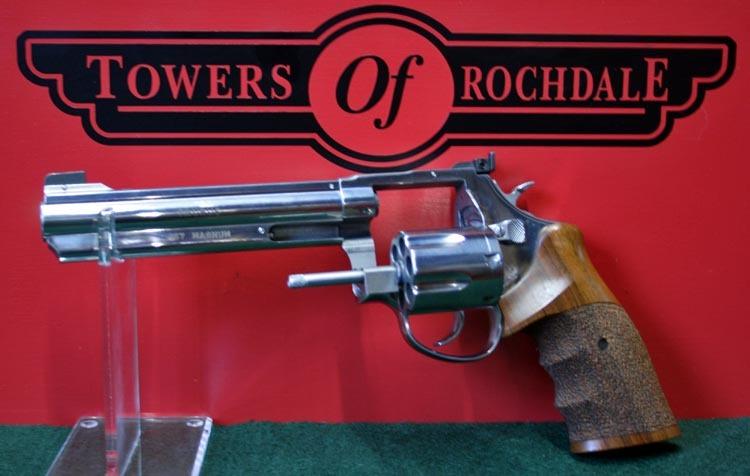 Taurus 669 euro cup .357  Revolver