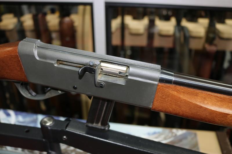 J.G. Anschutz 525 Semi-Auto .22  Rifles