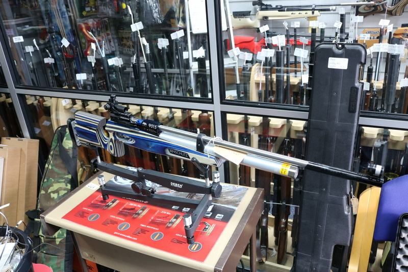 Anschutz 9015 CLUB .177  Air Rifles
