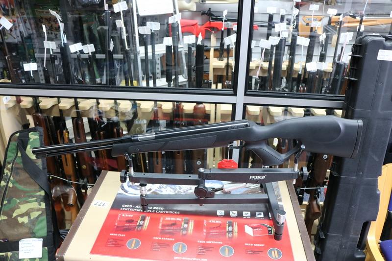 Weihrauch HW97K - BlackLine .22  Air Rifles