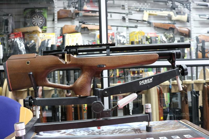 Zbroia Kozak PCP Compact .177  Air Rifles