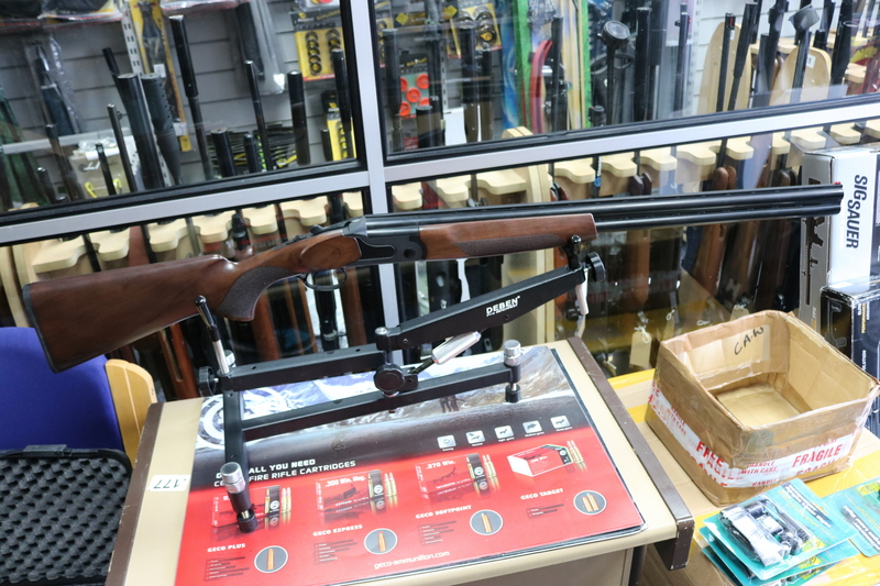 Huglu S12E 12 Bore/gauge  Over and under