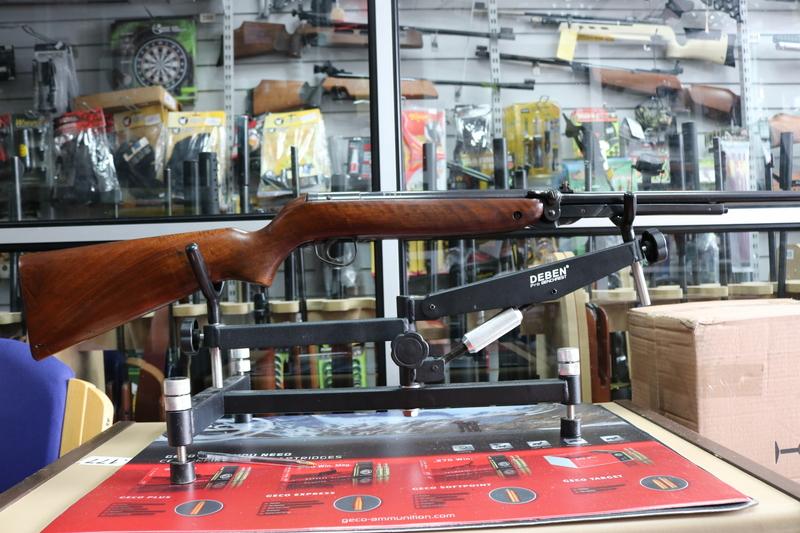 Webley / Webley & Scott Mark 3 .177  Air Rifles