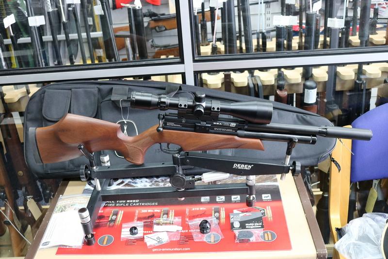 BSA Ultra SE AMAZING BUNDLE .177  Air Rifles