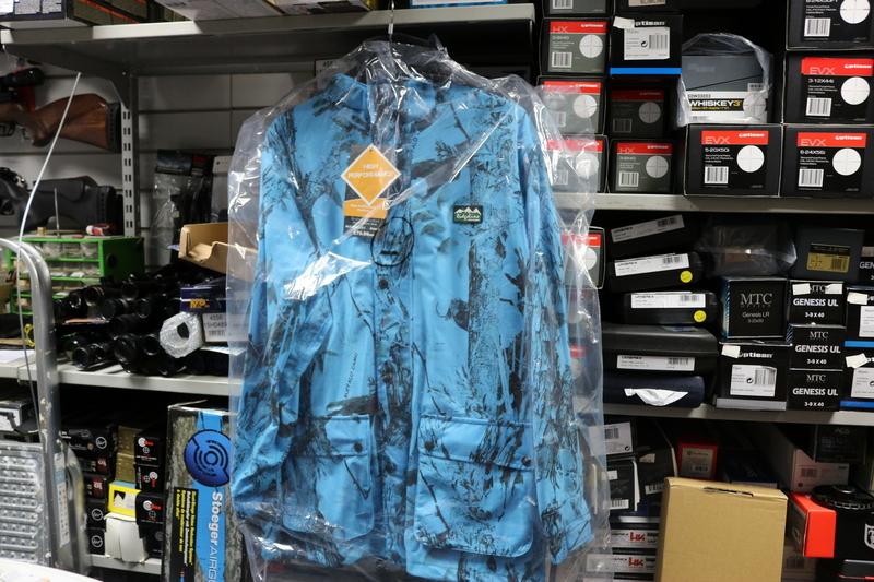 Ridgeline Mallard Jacket