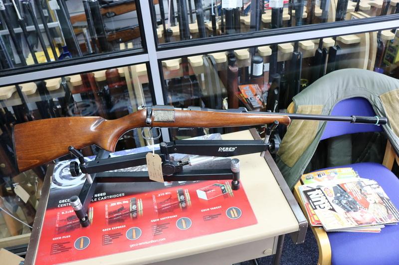 CZ BRNO  Bolt Action .22  Rifles