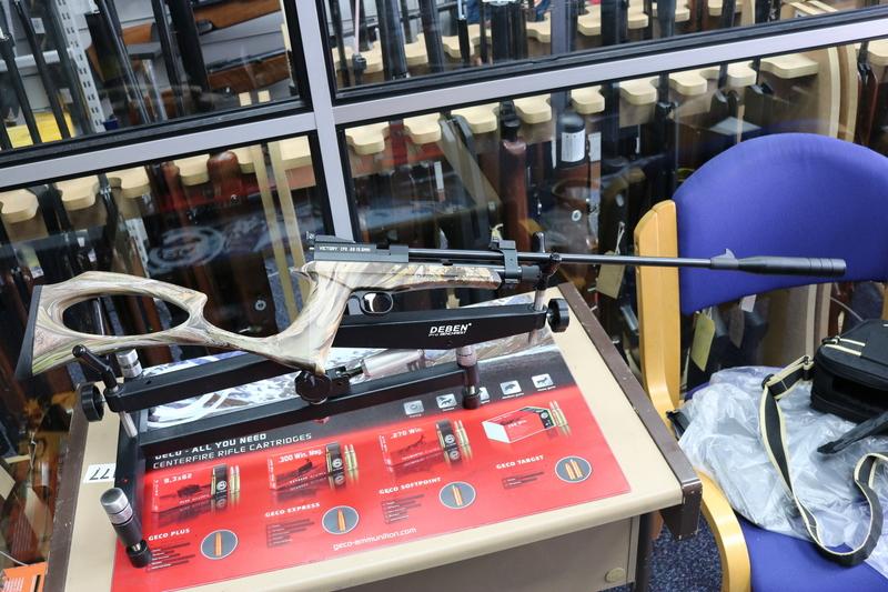 SMK - Sportsmarketing Victory CP2  .177  Air Rifles