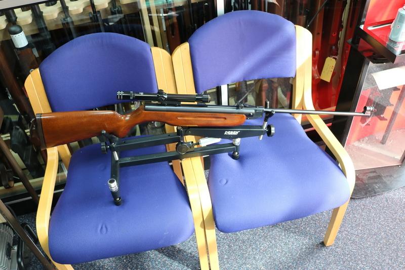 Weihrauch HW 35 .22  Air Rifles
