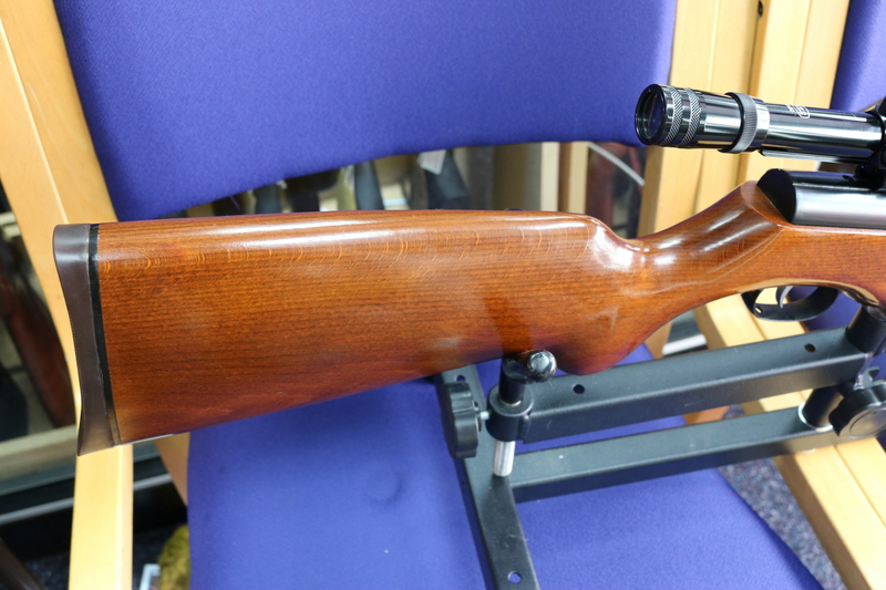 Weihrauch HW 35 .22  Air Rifles