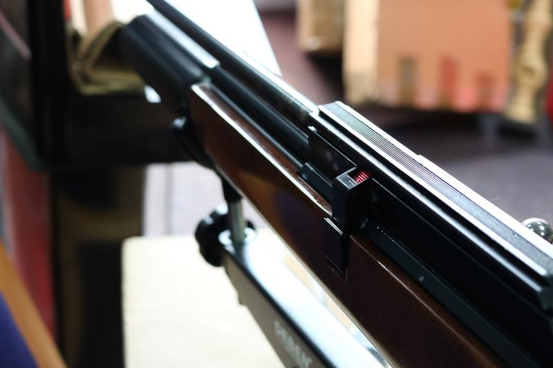 BSA Super 10 .22  Air Rifles