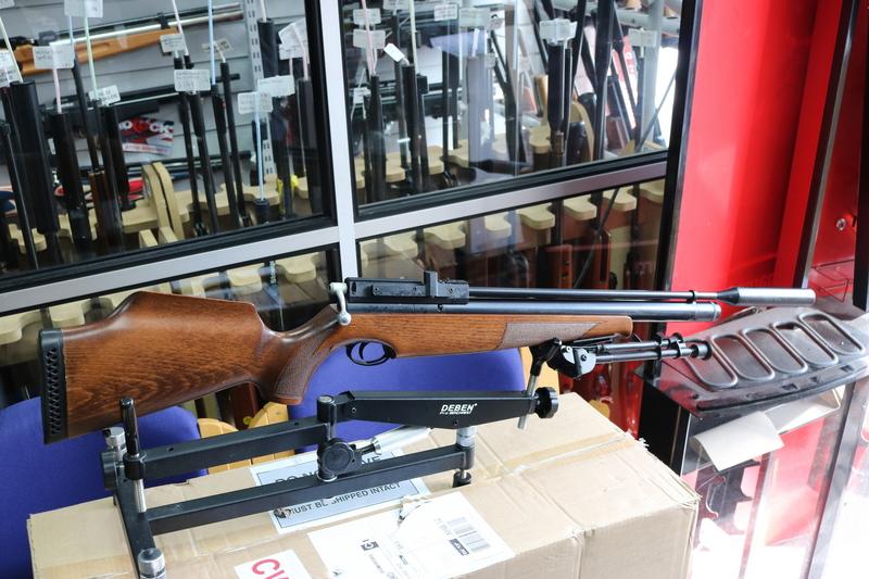 Air Arms S410 Classic .22  Air Rifles