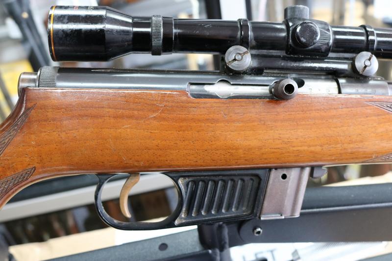 Voere STLF1 Semi-Auto .22  Rifles