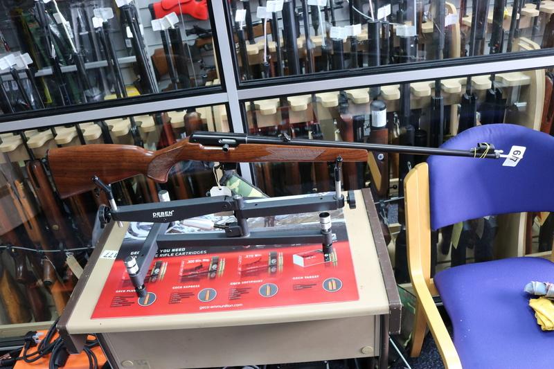 CZ  - Ceska Zbrojovka 511 Semi-Auto .22  Rifles