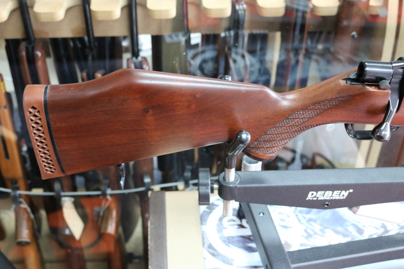 RWS Model 89 Bolt Action .222  Rifles