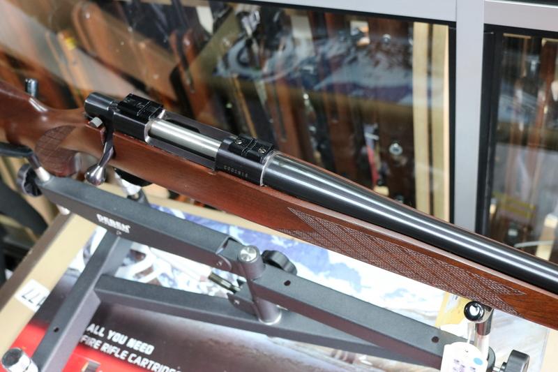 RWS Model 89 Bolt Action .222  Rifles