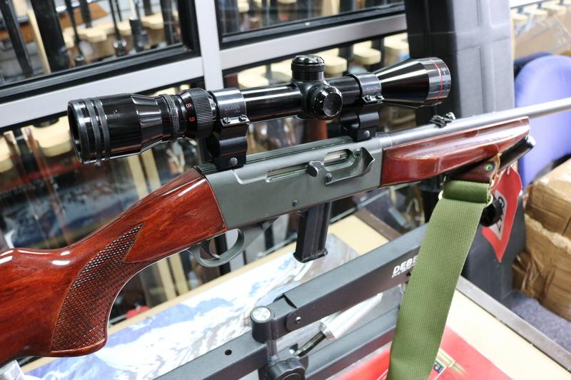 Anschutz 520/61 Semi-Auto .22  Rifles