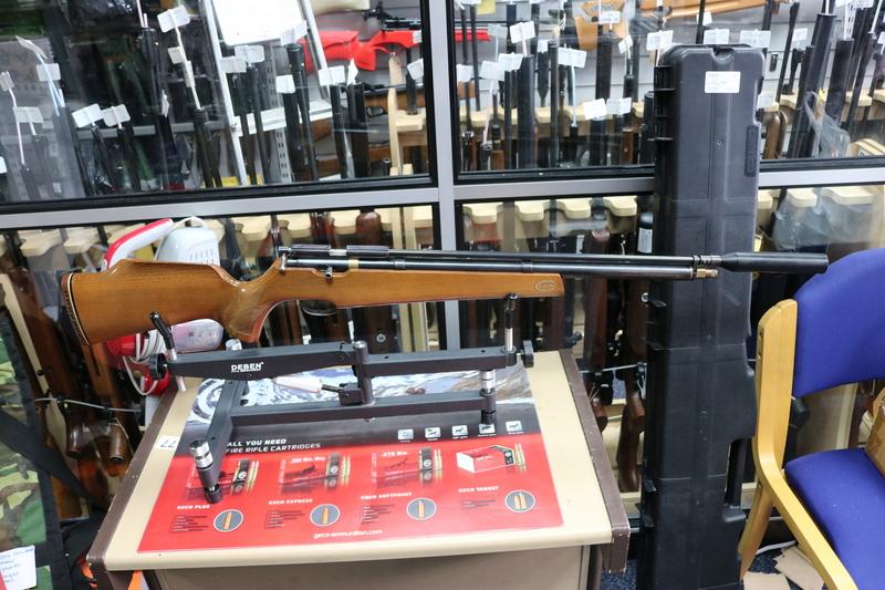 Falcon Airguns S.W.P 2700 PSI .22  Air Rifles