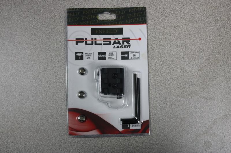 Enfield Pulsar Laser