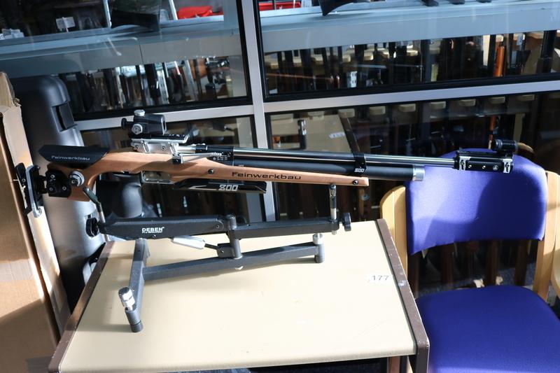 FWB - Feinwerkbau 800 W .177  Air Rifles