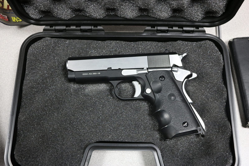 Star Airsoft SR-1911 Commando 6 mm