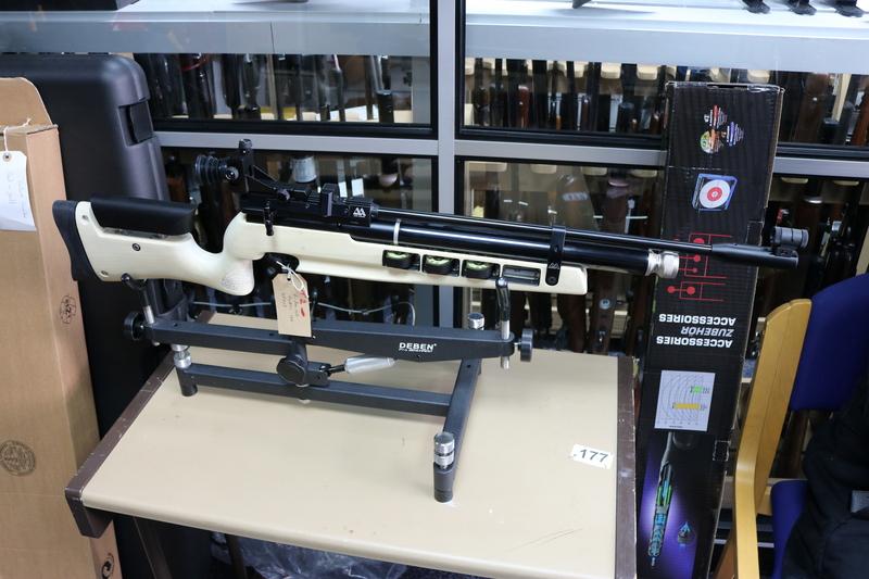 Air Arms MPR Biathlon .177  Air Rifles