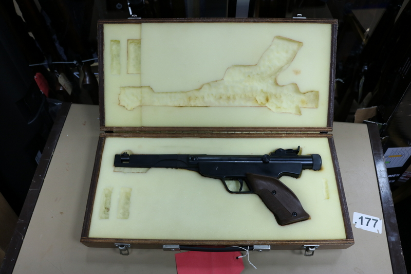 Original Mod 6M .177  Air Pistols