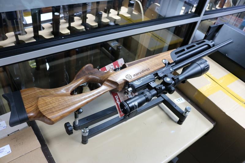 Daystate Wolverine 2 Cylinder Version + Scope .22  Air Rifles