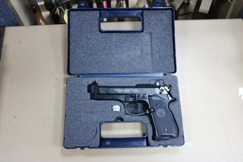 Beretta M 92 FS Black .177  Air Pistols