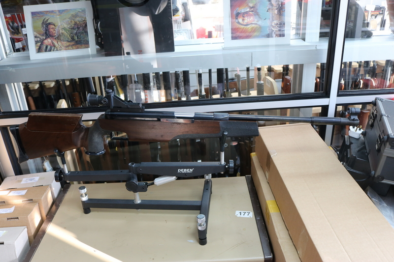 FWB - Feinwerkbau 300S .177  Air Rifles